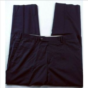 Samuelsohn Men Performance Dress Pants 36 Reg